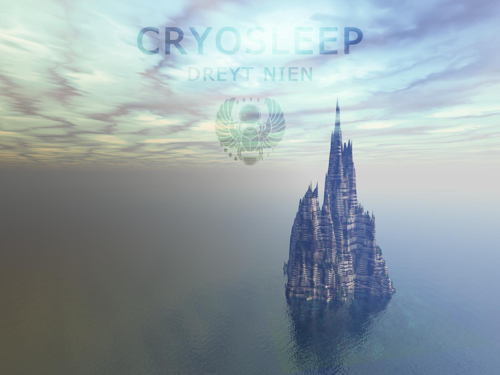 dreyt nien cryosleep wallpaper