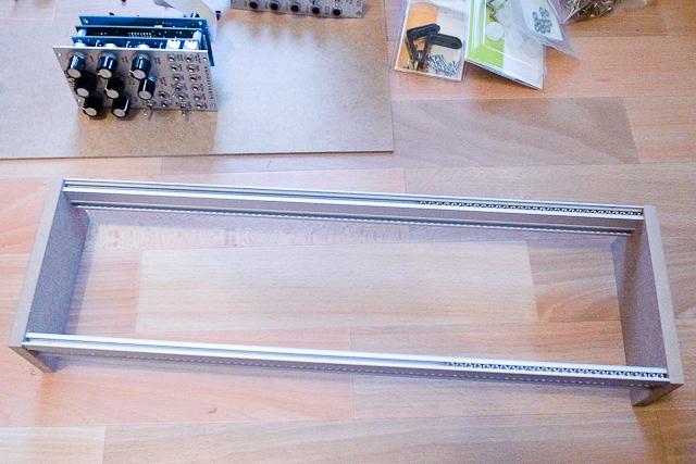 rails modular synth