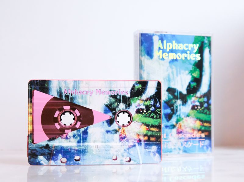 cassette + minidisc release