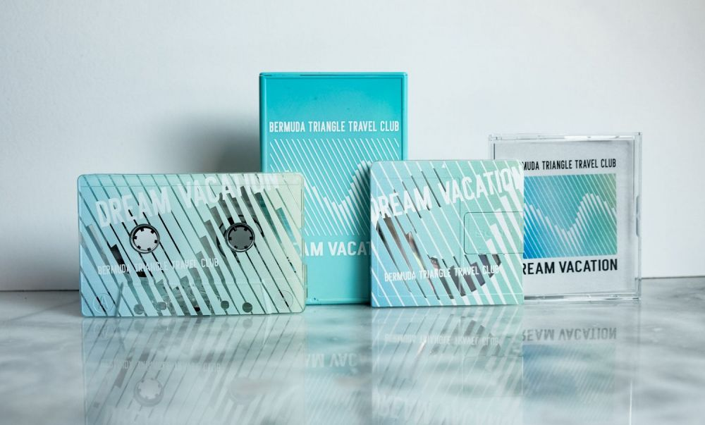 Dream Vacation by Bermuda Triangle Travel Club cassette minidisc